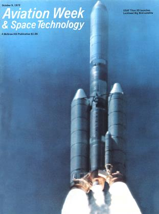 Cover for the October 9 1972 issue