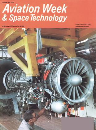 Cover for the October 30 1972 issue