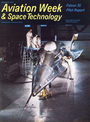 Cover for the November 6 1972 issue