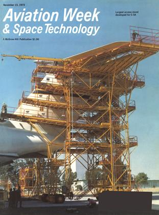 Cover for the November 13 1972 issue