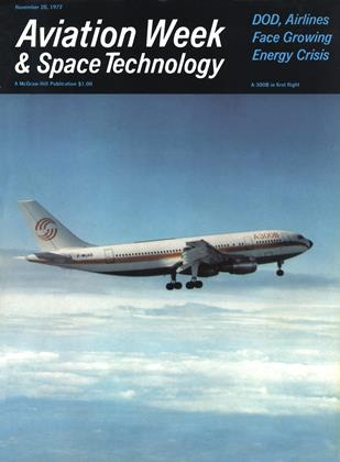 Cover for the November 20 1972 issue