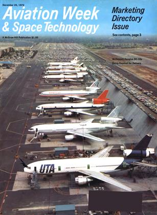 Cover for the December 25 1972 issue