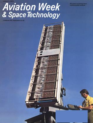 Cover for the January 1 1973 issue