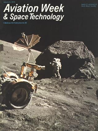 Cover for the January 8 1973 issue