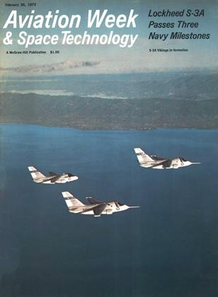 Cover for the February 26 1973 issue