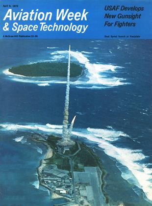 Cover for the April 9 1973 issue