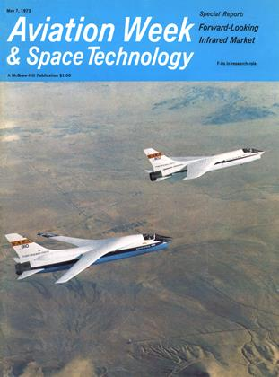 Cover for the May 7 1973 issue