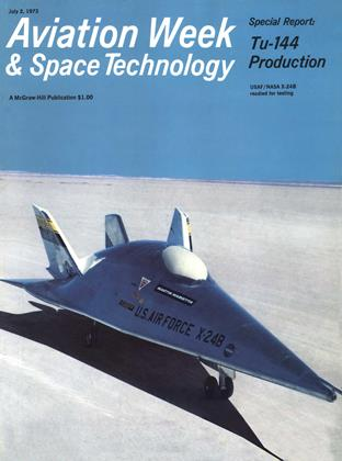 Cover for the July 2 1973 issue