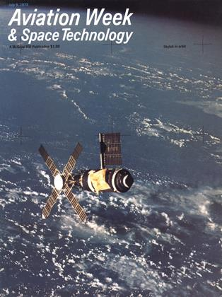 Cover for the July 9 1973 issue