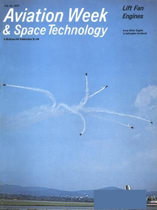 Cover for the July 16 1973 issue