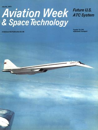 Cover for the July 23 1973 issue