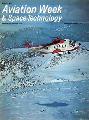 Cover for the August 6 1973 issue