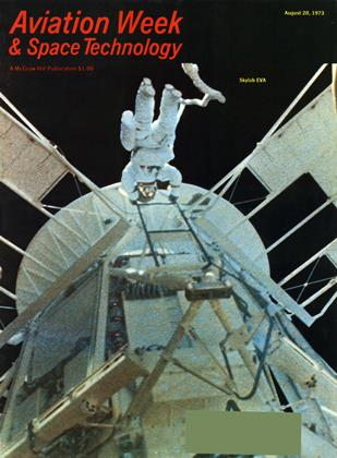 Cover for the August 20 1973 issue