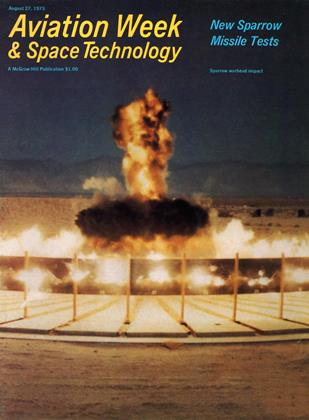Cover for the August 27 1973 issue