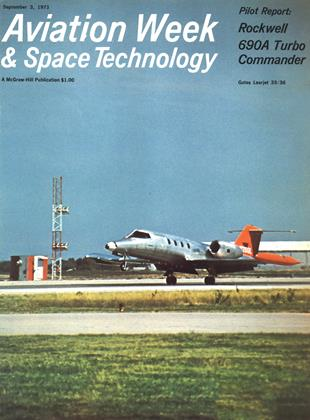 Cover for the September 3 1973 issue