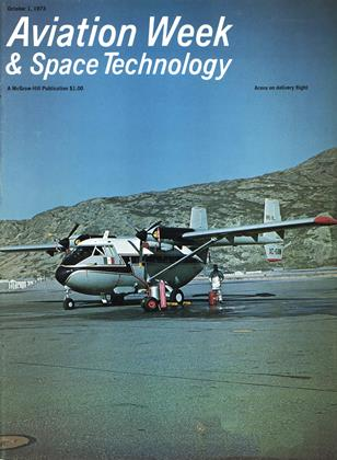 Cover for the October 1 1973 issue