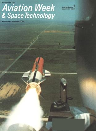 Cover for the November 12 1973 issue