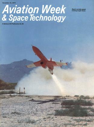 Cover for the November 19 1973 issue