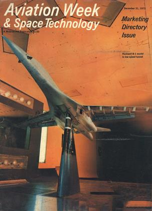 Cover for the December 31 1973 issue