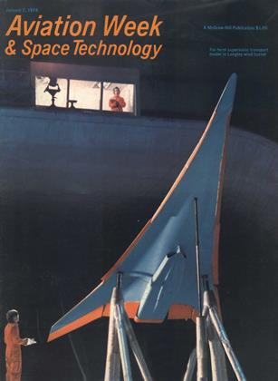 Cover for the January 7 1974 issue