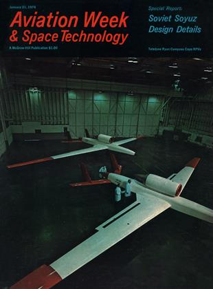 Cover for the January 21 1974 issue
