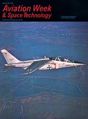 Cover for the January 28 1974 issue