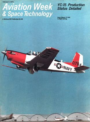 Cover for the February 4 1974 issue