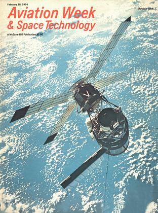 Cover for the February 18 1974 issue