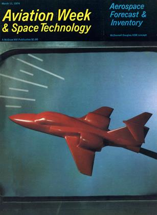 Cover for the March 11 1974 issue