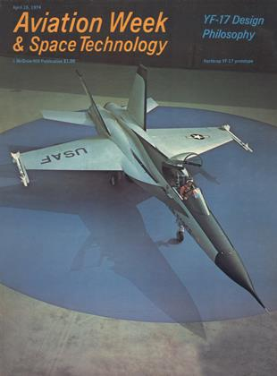 Cover for the April 15 1974 issue