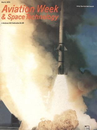 Cover for the May 6 1974 issue