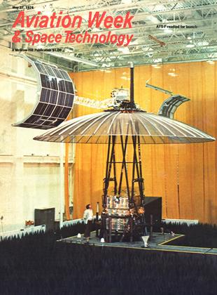 Cover for the May 27 1974 issue