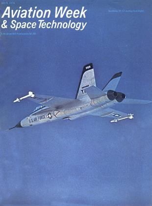 Cover for the July 8 1974 issue
