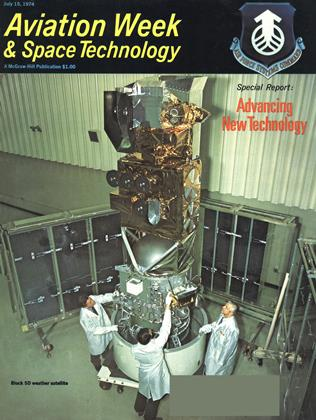 Cover for the July 15 1974 issue