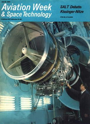 Cover for the July 22 1974 issue