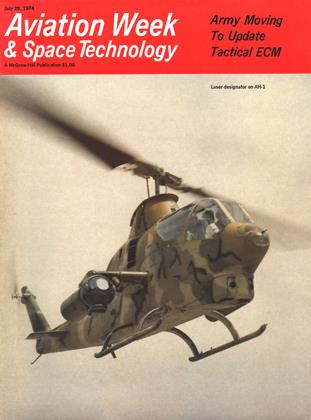 Cover for the July 29 1974 issue