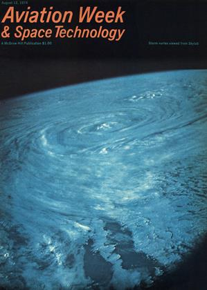 Cover for the August 12 1974 issue