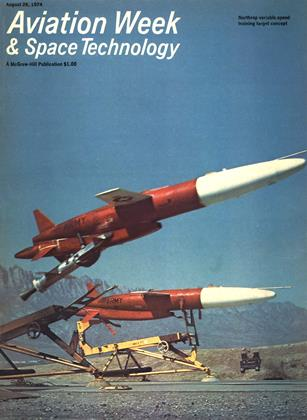 Cover for the August 26 1974 issue