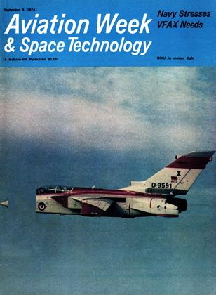Cover for the September 9 1974 issue
