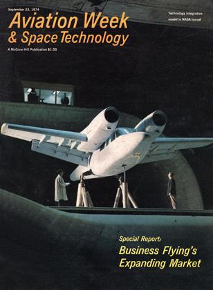 Cover for the September 23 1974 issue