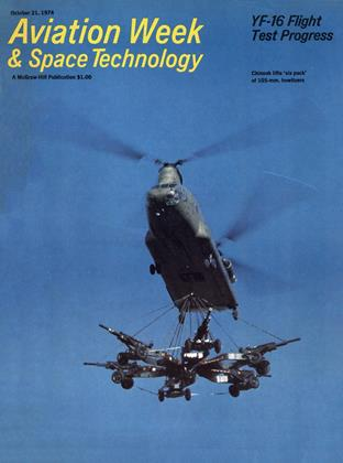Cover for the October 21 1974 issue