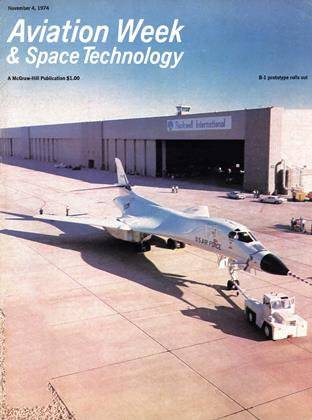 Cover for the November 4 1974 issue