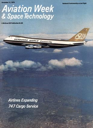 Cover for the November 11 1974 issue