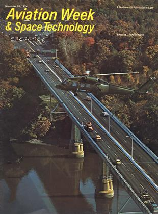 Cover for the November 18 1974 issue