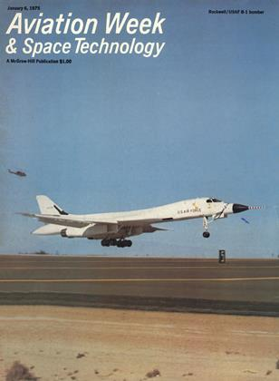 Cover for the January 6 1975 issue
