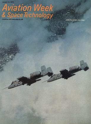 Cover for the January 13 1975 issue