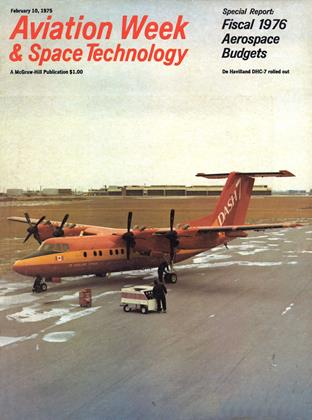 Cover for the February 10 1975 issue