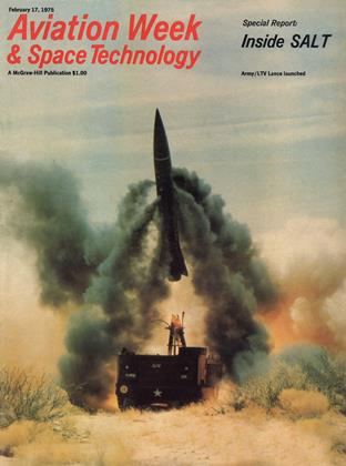 Cover for the February 17 1975 issue