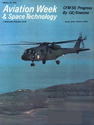 Cover for the February 24 1975 issue