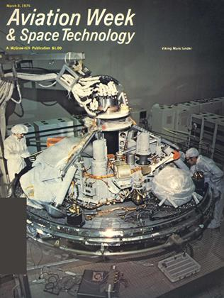Cover for the March 3 1975 issue